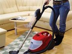 用吸尘器打扫(轻度劳动)