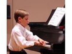 弹钢琴,弹管风琴