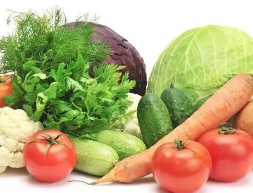 这四种蔬菜防痛风