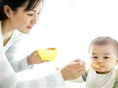 宝宝各类辅食添加的顺序详解